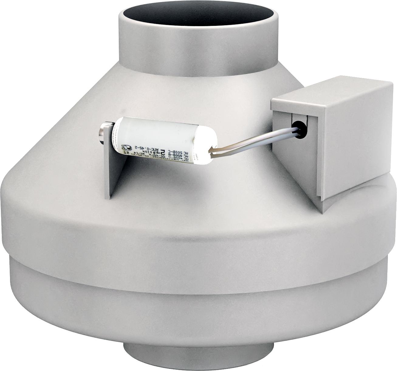 K/1 круглый канальный вентилятор